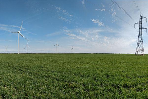 Farma wiatrowa Koźmin