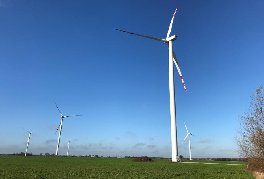 Farma wiatrowa Jarocin-Koźmin