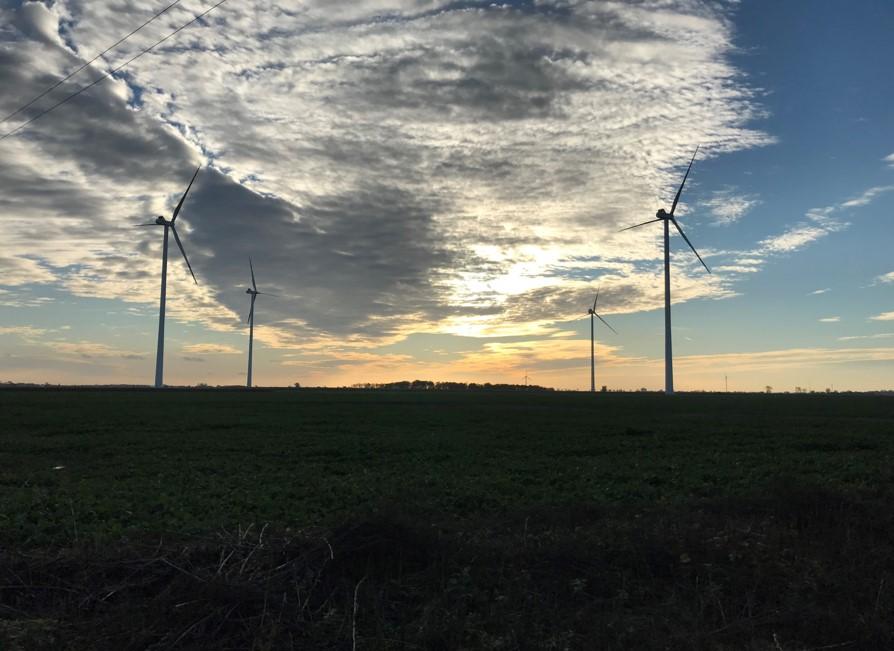 Farma wiatrowa Słupca-Kołaczkowo